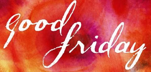 Fr. Andre Boyer's Good Friday Homily