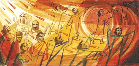 Pentecost Homily for May 24th, 2015 By Fr. Andre Boyer