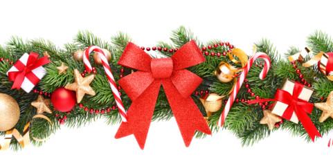 Holiday Bulletin for Dec 25 & Jan 1