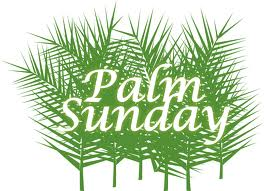 Sunday Bulletin for March 20, 2016