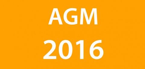 AGM 2016