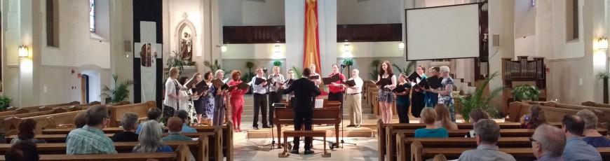 St. Joseph's Parish Choir Concert