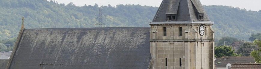 Saint-Étienne-du-Rouvray – Our Cry