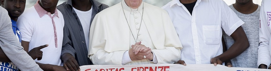 Pose Francis' Message for the World Day of Migrants and Refugees 2017