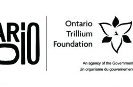 Thank You to the Ontario Trillium Foundation!