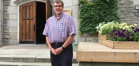 Getting to Know Brian Ouellette, St. Joe's Coordinator of Young Adult Ministry & Faith Formation