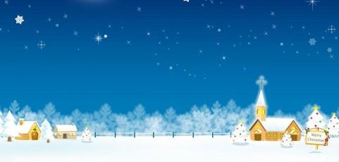 Sunday bulletin for December 24, 2017 (Christmas Holiday Edition)
