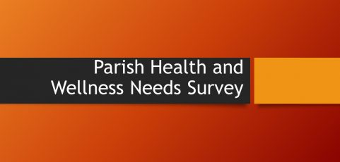 Parish Health and Wellness Needs Survey