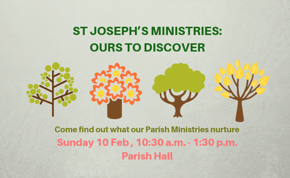 St. Joseph's Ministries: Ours to Discover