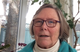 Video Reflection for the Fourth Sunday of Lent 2020 by Donna Rietschlin