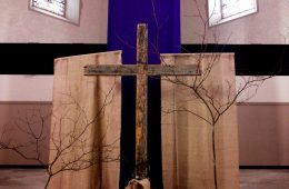 Liturgy of the Word and Parish Update on the Fifth Sunday of Lent