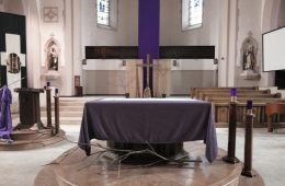 Liturgy of the Word for the Fourth Sunday in Lent 2020