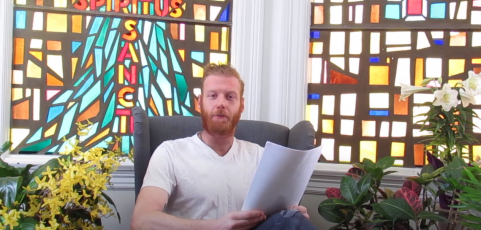 A Video Message from Ryan Mitchell, Manager of the St. Joe's Supper Table