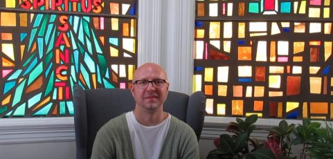 Andrew Pump's reflection, Liturgy of the Word and a Parish Update for the Ascension of the Lord