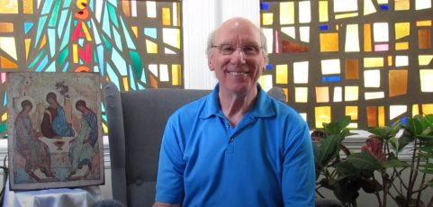 Fr. Jim's Video Reflection, Liturgical Resources and a Parish Update on Trinity Sunday