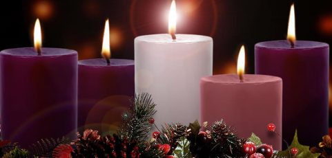 Advent and Christmas Liturgical Schedule 2020 & Registration