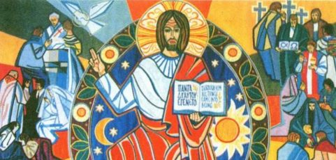 Eleanor Rabnett's Reflection and a Parish Update on the Solemnity of Christ the King