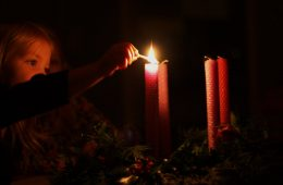 Mike Britton's Reflection and a Parish Update on the First Sunday of Advent