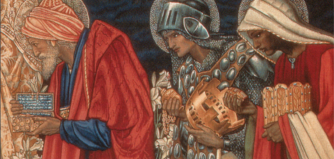 Fr. Jim's Reflection & Liturgical Resources for the Epiphany of the Lord