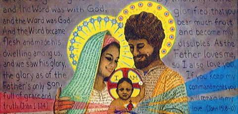 Fr. Jim's Reflection and Liturgical Resources for the Feast of the Holy Family