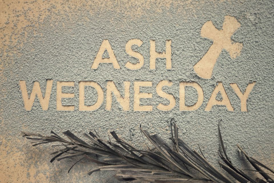 Ash Wednesday 2021: The St. Joe's Church Choir performs virtually
