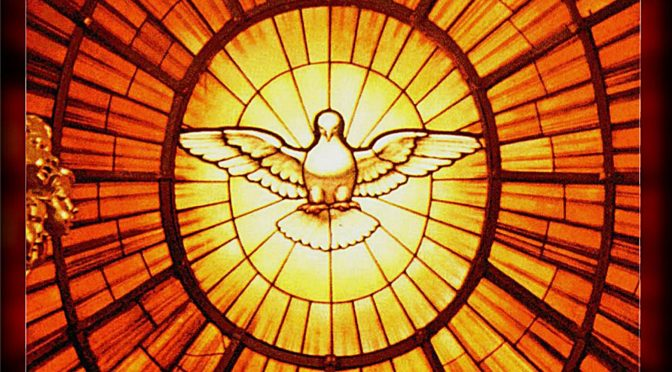 Fr. Jim's Reflection, Zoom Liturgy of the Word and a Parish Update for Pentecost